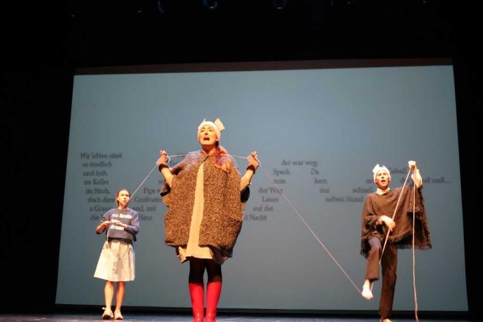 Alice im Wunderland IFANT Theaterpaedadogik Ausbildung 09