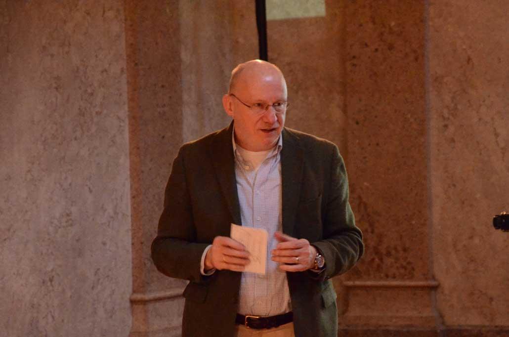 Dr. Thomas Trabitsch, Direktor Theatermuseum Wien