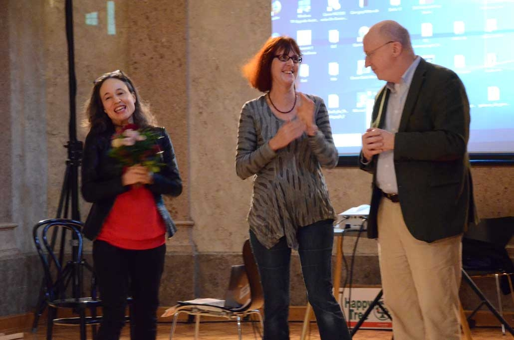 Claudia Bühlmann, Karin Mörtl, Dr. Thomas Trabitsch