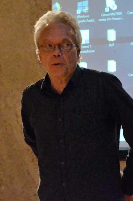 Raimund Finke, Geschäftsführer und Bildungsreferent Bundesverband Theaterpädagogik (BuT)