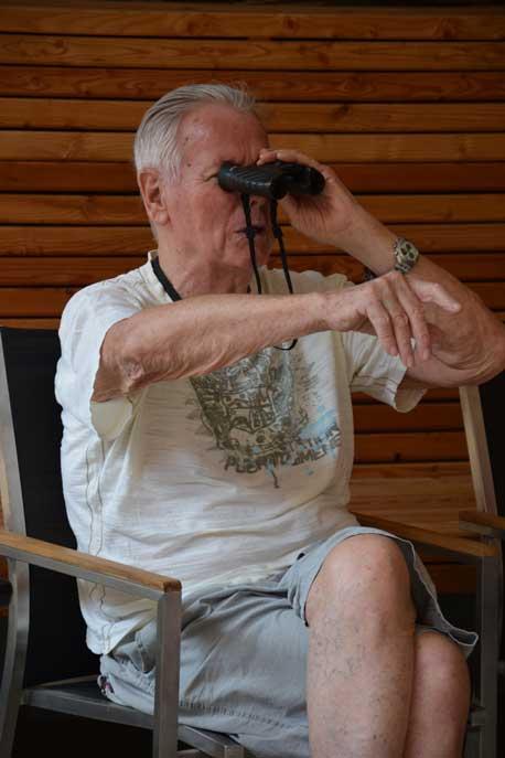 Beamen oder Flucht aus Seniorenheim IFANT Theaterpaedagogik Ausbildung G8 05