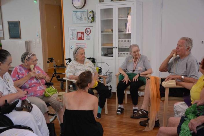 Beamen oder Flucht aus Seniorenheim IFANT Theaterpaedagogik Ausbildung G8 Beitragsbild