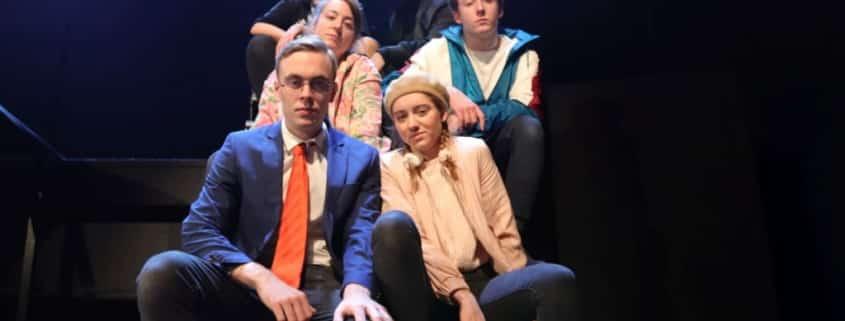 Ensemble Nichts im Theater Akzent